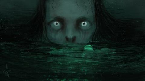 Đằng sau hồ quỷ ám ghê rợn nhất thế giới