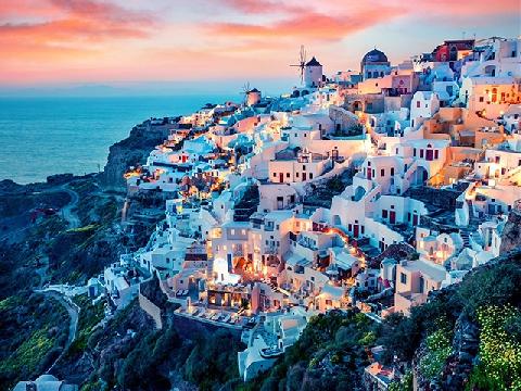 Đến nơi ngắm hoàng hôn và bình minh đẹp nhất hành tinh
