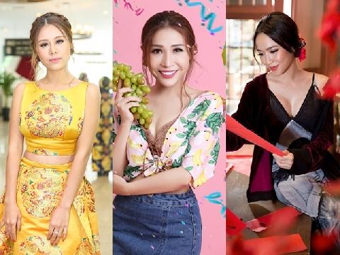 Loạn nhịp với những mỹ nhân sexy nhất làng hài Tết