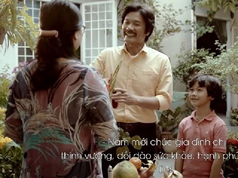Phim ngắn Tết 'Đầu Năm Trao Muối' khiến ai xem xong cũng muốn về nhà