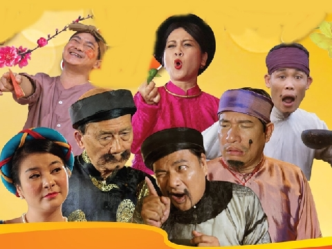 Những nghệ sĩ không thể thiếu trong mùa hài Tết