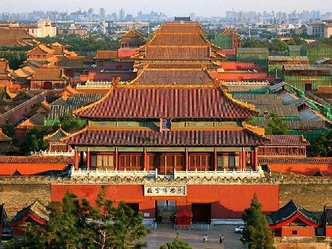 Cung điện ngôn tình Mỹ Linh cung