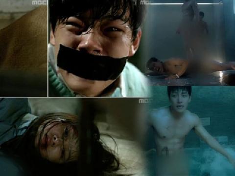 Những cảnh từng bị 'ném đá' gay gắt trong Hàn