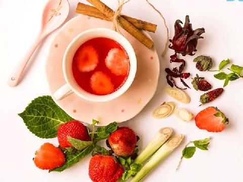 Trà hoa atiso - món trà giảm mỡ máu hiệu quả đầu xuân