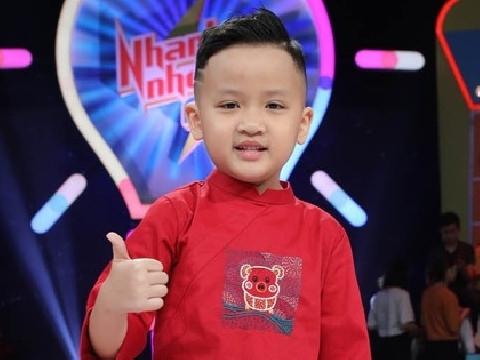 Con trai Nguyễn Hải Phong khiến Trấn Thành ngả nón khi lên đỉnh dành 10 triệu