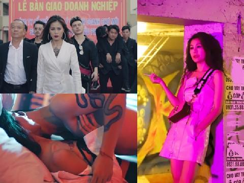 Nam Thư làm gái giang hồ, diễn cảnh nóng trong phim 'Thập Tứ Cô Nương'