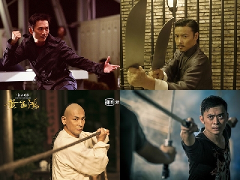 4 cao thủ võ thuật 'mãi không thành sao' của Cbiz