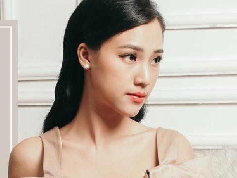 Sau khi Huỳnh Anh công khai tình mới, Hoàng Oanh cũng bật mí yêu bạn trai Tây
