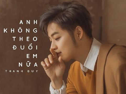 Thanh Duy tung MV với tuyên bố ''động trời'' với crush