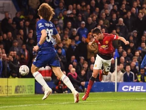 Chelsea 0-2 Man United (Vòng 5 FA Cup 2018/19)
