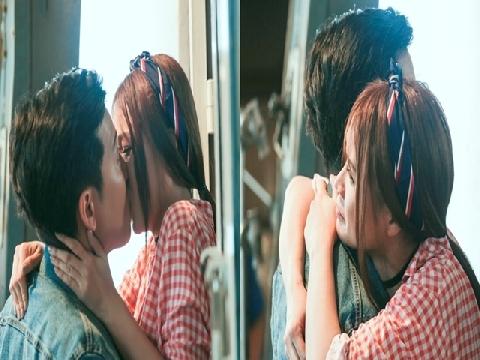 Trường Giang bị Sam 'cưỡng hôn' đến mức không kịp phản ứng