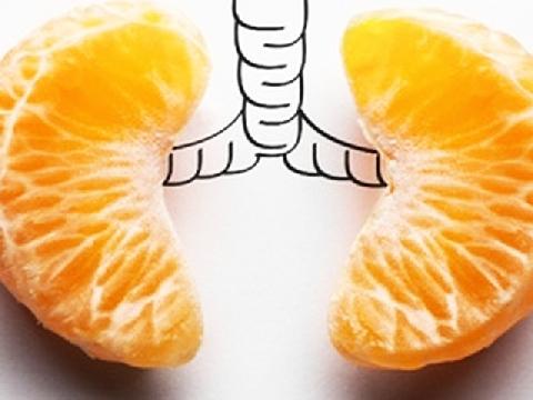 Điểm danh những siêu thực phẩm làm sạch phổi