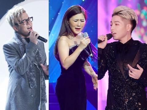 Điểm mặt những ca sĩ Vpop hát live chuẩn không cần chỉnh