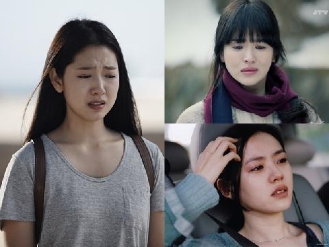 Rụng tim với những 'nữ hoàng nước mắt' đẹp nhất màn ảnh Hàn