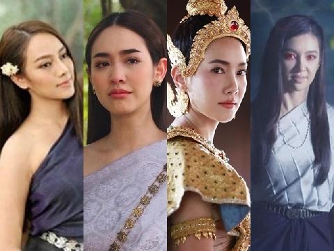 Loạt ma nữ cực phẩm, đẹp chết người của điện ảnh Thái
