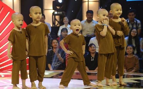 Hài 5 Chú Tiểu: Tập diễn xuất và cái kết cười muốn xỉu