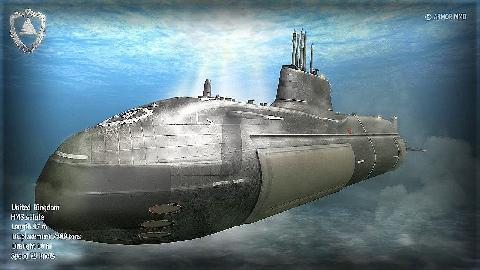 Hệ thống tàu ngầm siêu an ninh ở Nga gây choáng