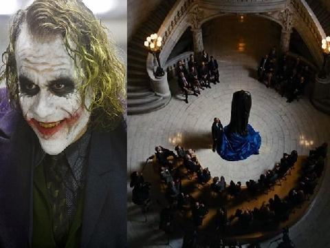 Màn tưởng nhớ ngầm dành cho 'gã hề Joker' mà không phải ai cũng nhận ra