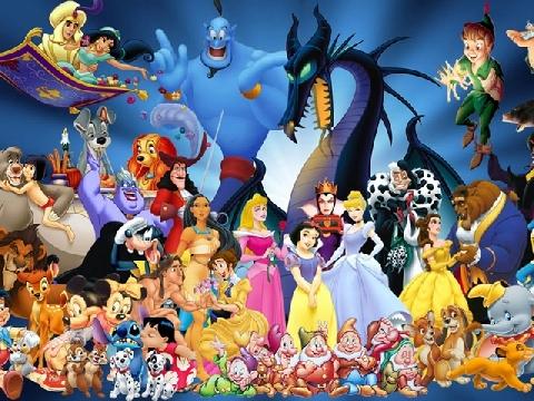 Tổng kết 92 năm sự nghiệp của Disney bằng 92 giây trên màn ảnh