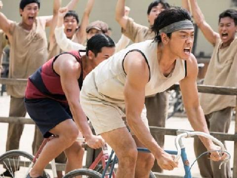 Bi Rain tái xuất màn ảnh làm 'vua xe đạp' cực ngầu