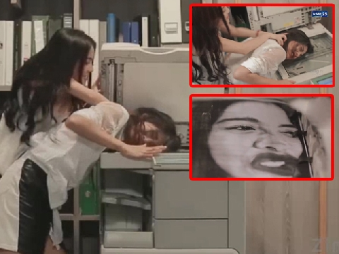 Đánh ghen bằng máy photocopy, chỉ có thể là phim Thái Lan