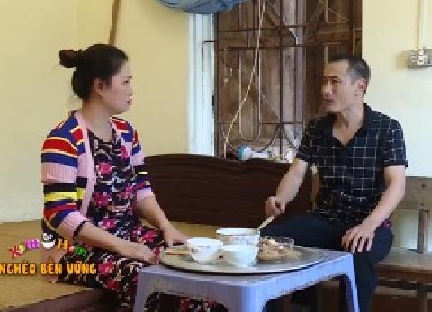 Hài Trung Ruồi, Tú Vịt: Nghèo bền vững