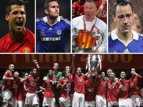 Các trận chung kết Champions League từ 2005-2018 (P2)