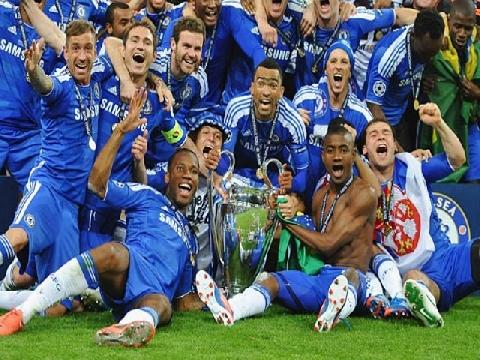 Các trận chung kết Champions League từ 2005-2018 (P3)