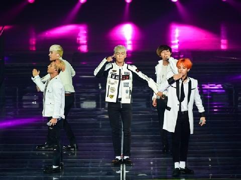 Xem lại những màn biểu diễn của Big Bang khi còn đủ 5 thành viên