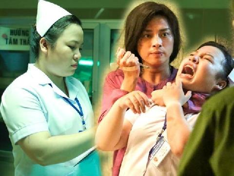 Khi bạn mê phim hành động... nhưng ba mẹ bắt làm y tá