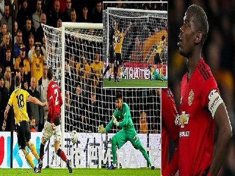 Wolverhampton 2-1 M.U (Tứ kết FA Cup 2018/19)