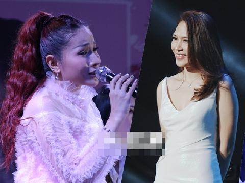 Khả Như bộc lộ 'bản chất' fangirl khi cover loạt hit Mỹ Tâm