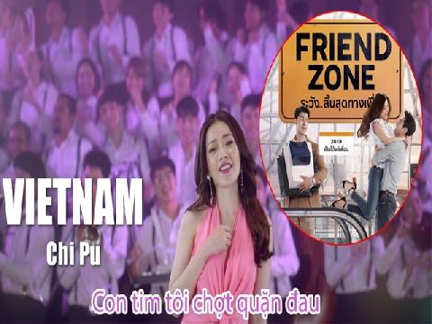 Chi Pu tự tin khoe giọng trong siêu phẩm 'Friend Zone'