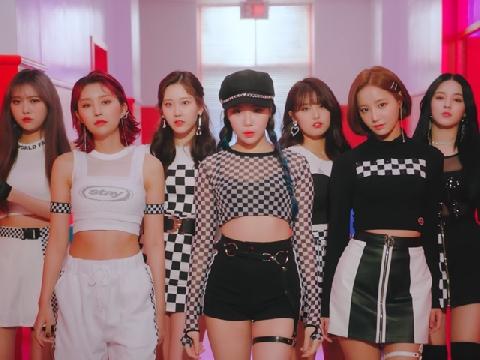 Thiên thần lai Nancy bị ''ra rìa'' trong teaser MV mới của MOMOLAND