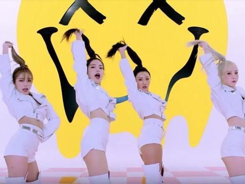 MAMAMOO tung bản dance gợi tình cho siêu phẩm ''gogobebe''