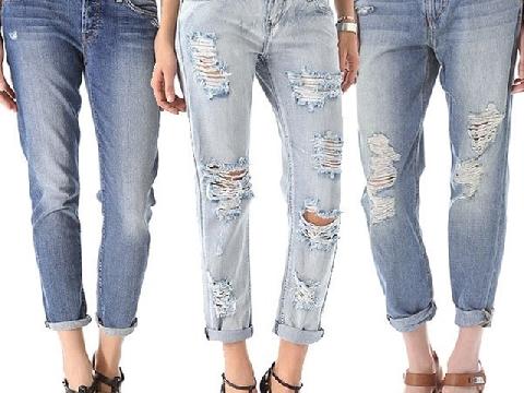 Mặc quần jean là bạn có quyền được ở bẩn?