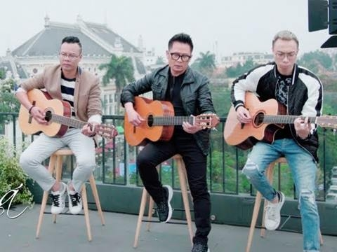 Bằng Kiều bất ngờ tái xuất, khoe tài đánh guitar điêu luyện trong MV mới