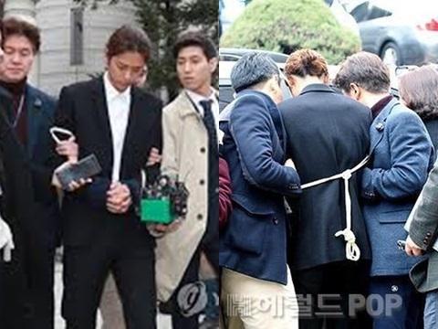 Jung Joon Young bị bắt vì quay lén và phát tán clip sex