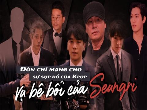 Scandal Seungri: Đòn chí mạng cho sự sụp đổ của Kpop