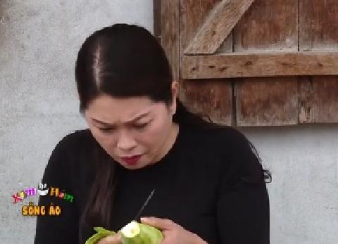 Hài Trung Ruồi, Tú Vịt: Sống ảo