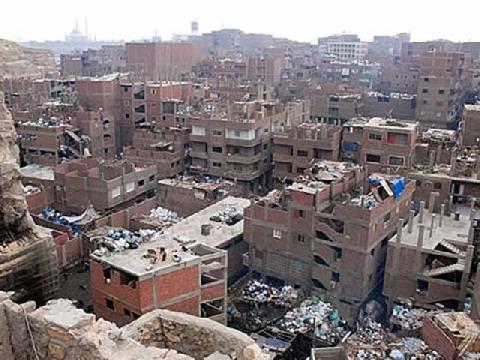 'Thành phố rác'