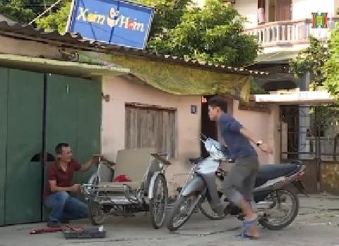Hài Trung Ruồi, Tú Vịt:  Anh hùng bàn phím
