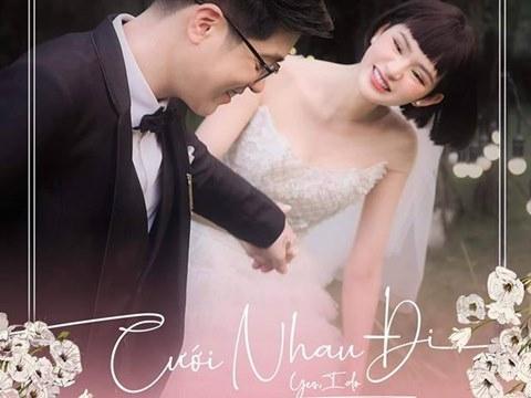 Chuyện gì thế này? Hiền Hồ lộ clip đám cưới với Bùi Anh Tuấn