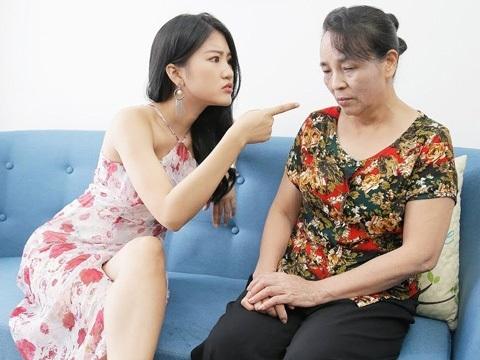 Con dâu cậy có bầu vênh váo với mẹ chồng và cái kết