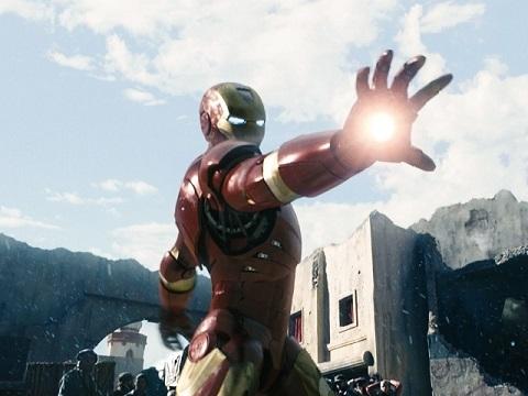 Những pha 'lên đồ' huyền thoại của Iron Man