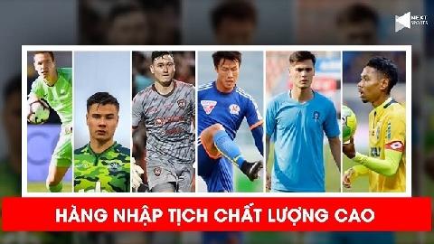 6 cầu thủ Việt Kiều chất lượng thế giới sẵn sàng gia nhập và thi đấu cho ĐTVN