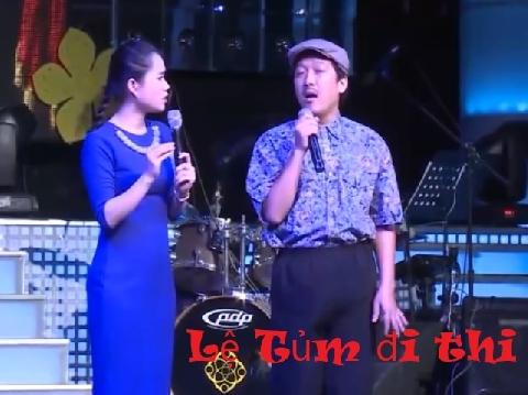 Lệ Tủm đi thi - Trường Giang - Lâm Vỹ Dạ