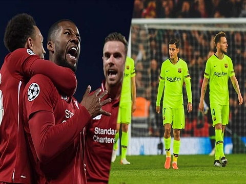 ĐIỂM NHẤN Liverpool 4-0 Barcelona: ''Kép phụ'' Origi và Wijnaldum rực sáng, Barca thủ quá tệ