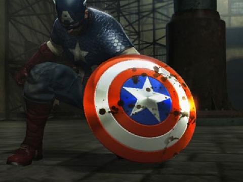Chiếc khiên huyền thoại trong phim Avenger bước ra đời thật...