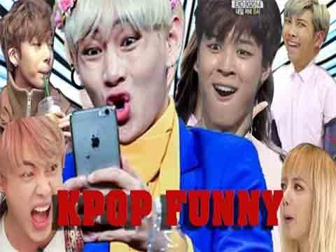 Kpop funny: Khi các thánh lầy Kpop tung chiêu